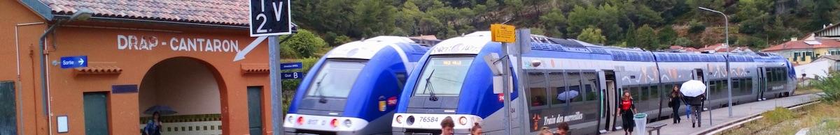 Sauvegarder et promouvoir la ligne Nice Breil Vintimille Tende Cunéo
